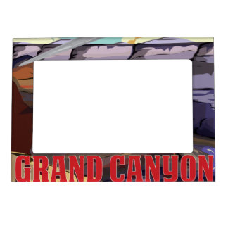 Grand Canyon Magnetic Picture Frame