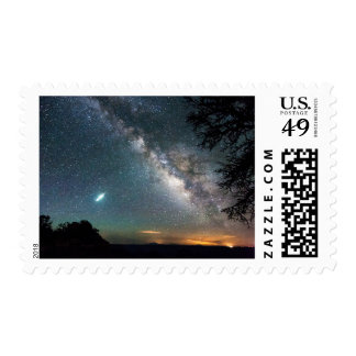 Grand Canyon Milky Way Postage