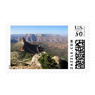 Grand Canyon - Monument Point - Bill Hall Trail Postage