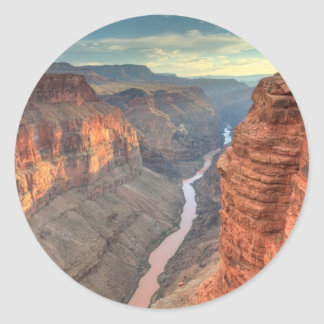 Grand Canyon National Park 3 Classic Round Sticker