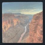"""Grand Canyon National Park 3 Stone Coaster<br><div class=""""desc"""">USA,  Arizona,  Grand Canyon National Park</div>"""