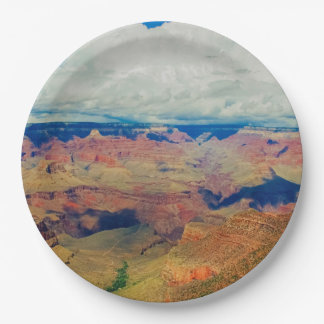 Grand Canyon National Park 9 Inch Paper Plate