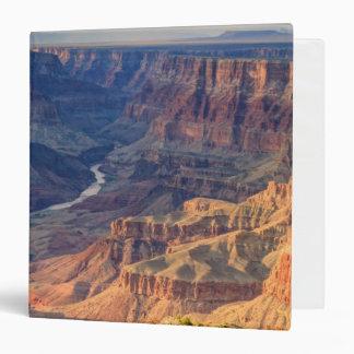 Grand Canyon National Park, Ariz 3 Ring Binder