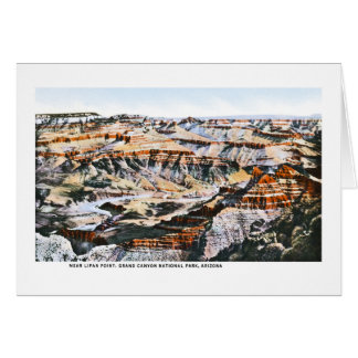 Grand Canyon National Park, Arizona Card