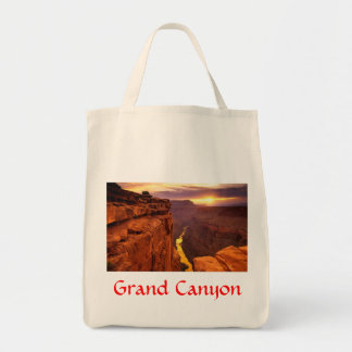 Grand Canyon National Park Arizona Grocery Tote