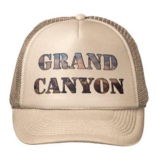 Grand Canyon National Park Arizona Trucker Hats