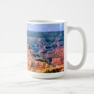 Grand Canyon National Park Arizona Classic White Coffee Mug