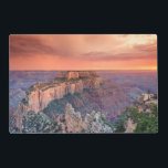"Grand Canyon National Park, Arizona Placemat<br><div class=""desc"">USA,  Arizona,  Grand Canyon National Park</div>"