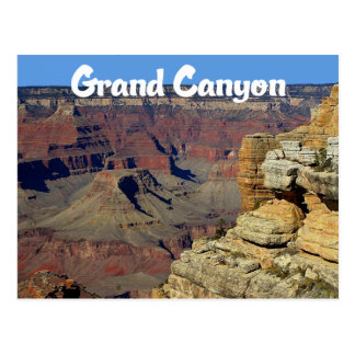 Grand Canyon National Park  Arizona  Postcard