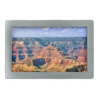 Grand Canyon National Park Arizona Rectangular Belt Buckle