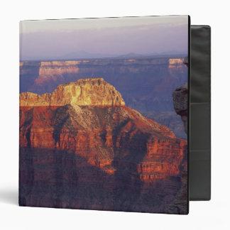 Grand Canyon National Park, Arizona, USA. 3 Ring Binder