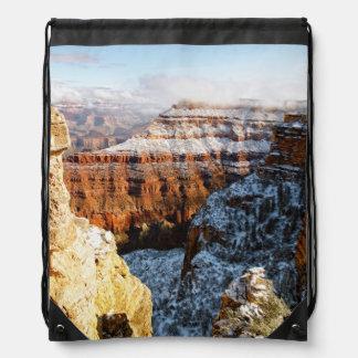 Grand Canyon National Park, Arizona, USA Drawstring Bag