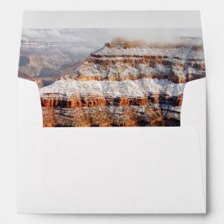 Grand Canyon National Park, Arizona, USA Envelope