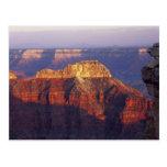 Grand Canyon National Park, Arizona, USA. Postcard