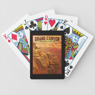 Grand Canyon National Park Bicycle Playing Cards