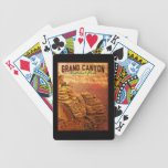 Grand Canyon National Park Bicycle Poker Cards