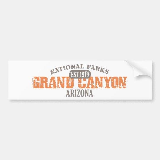 Grand Canyon National Park Bumper Sticker