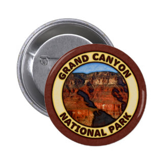 Grand Canyon National Park Pinback Buttons