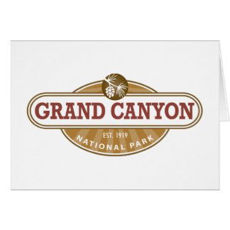 Grand Canyon National Park Card