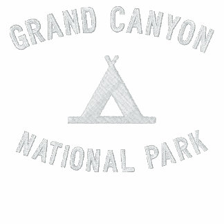 Grand Canyon National Park Embroidered Jacket