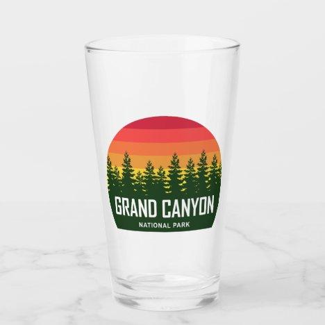 Grand Canyon National Park Glass