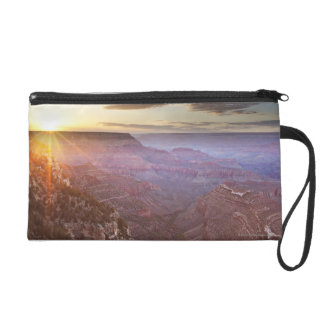 Grand Canyon National Park in Arizona Wristlet Clutches