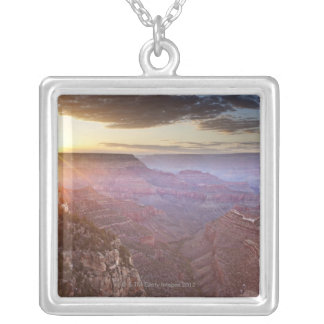Grand Canyon National Park in Arizona Silver Plated Necklace