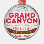 Grand Canyon national park Metal Ornament