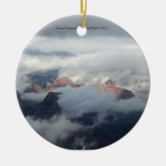 Grand Canyon National Park Ornament dated 2012