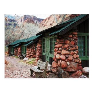 Grand Canyon National Park - Phantom Ranch Postcards