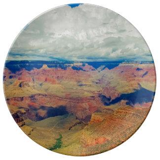 Grand Canyon National Park Porcelain Plate