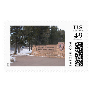Grand Canyon National Park Postage Stamps