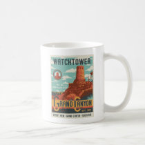 Grand Canyon National Park Poster Mug