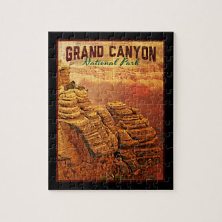 Grand Canyon National Park Jigsaw Puzzles