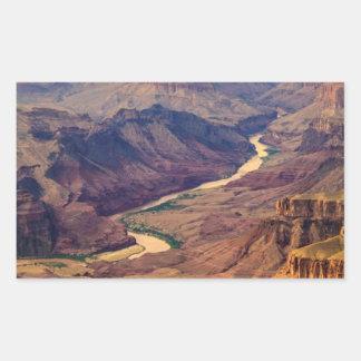Grand Canyon National Park Rectangular Sticker