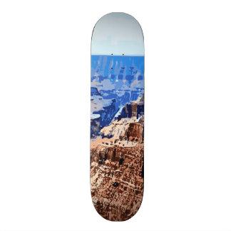 Grand Canyon National Park Retro Design Skateboard Deck