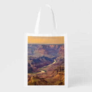 Grand Canyon National Park Reusable Grocery Bags