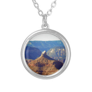 Grand Canyon National Park Silver Plated Necklace