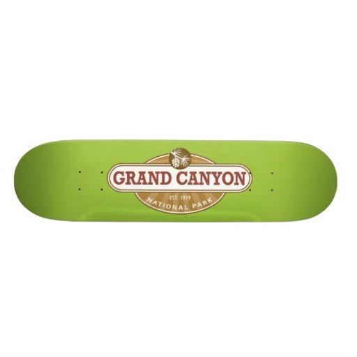 Grand Canyon National Park Skate Board Decks