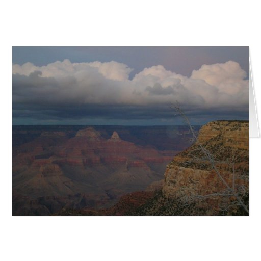 Grand Canyon National Park South Rim Greeting Cards