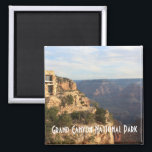 """Grand Canyon National Park Souvenir Magnet<br><div class=""""desc"""">Add your vacation photo to make a fun memento of your travels.</div>"""