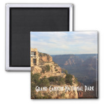 Grand Canyon National Park Souvenir Magnet