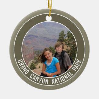 Grand Canyon National Park Souvenir Christmas Tree Ornament