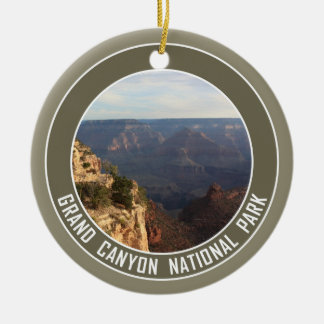 Grand Canyon National Park Souvenir Ornaments
