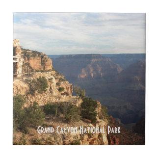 Grand Canyon National Park Souvenir Tile