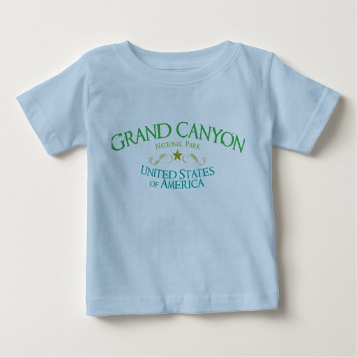 Grand Canyon National Park Tee Shirts