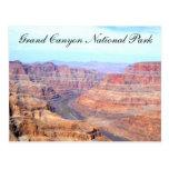 Grand Canyon National Park West Rim Postcards