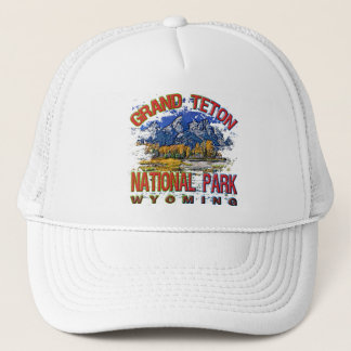 Grand Canyon National Park, Wyoming Trucker Hat