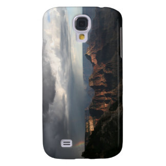 Grand Canyon North Rim Rainbow Samsung Galaxy S4 Cases