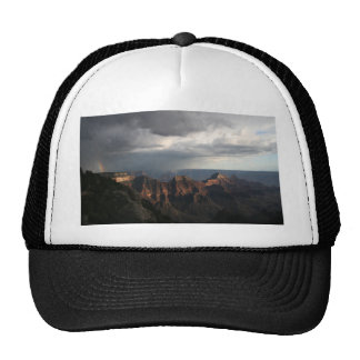Grand Canyon North Rim Rainbow Hat